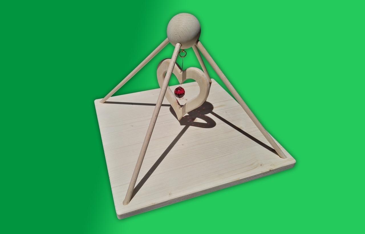 Energiepyramide-HERZ